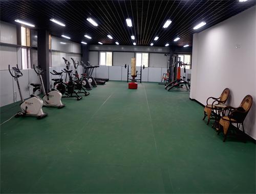 PVC室内健身房地板